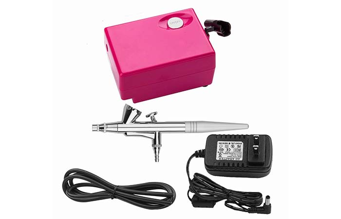 Pinkiou Air Brush Kit For Face Paint
