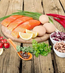 Protein Rich Foods in Hindi