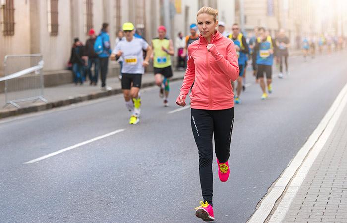 Recently Trekked Or Ran A Big Marathon