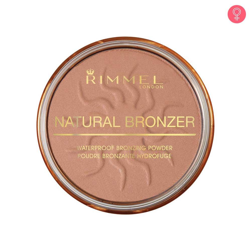 Rimmel London Natural Bronzer