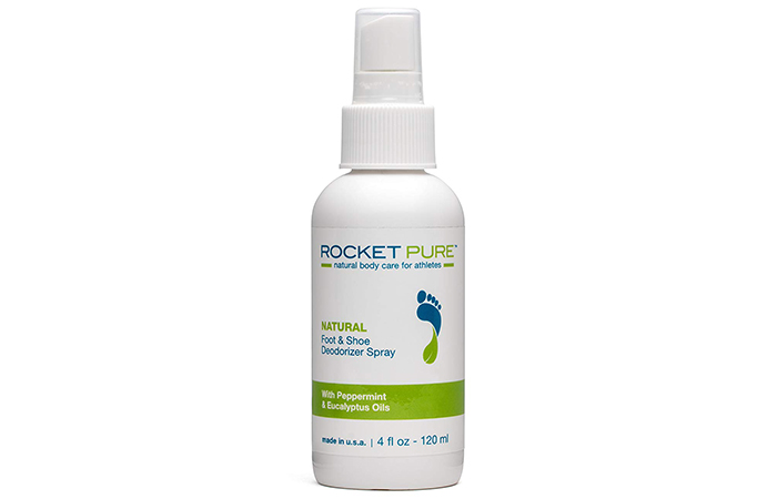 Rocket Pure Natural Mint Shoe Deodorizer