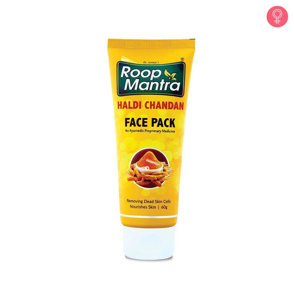 Roop Mantra Haldi Chandan Face Pack