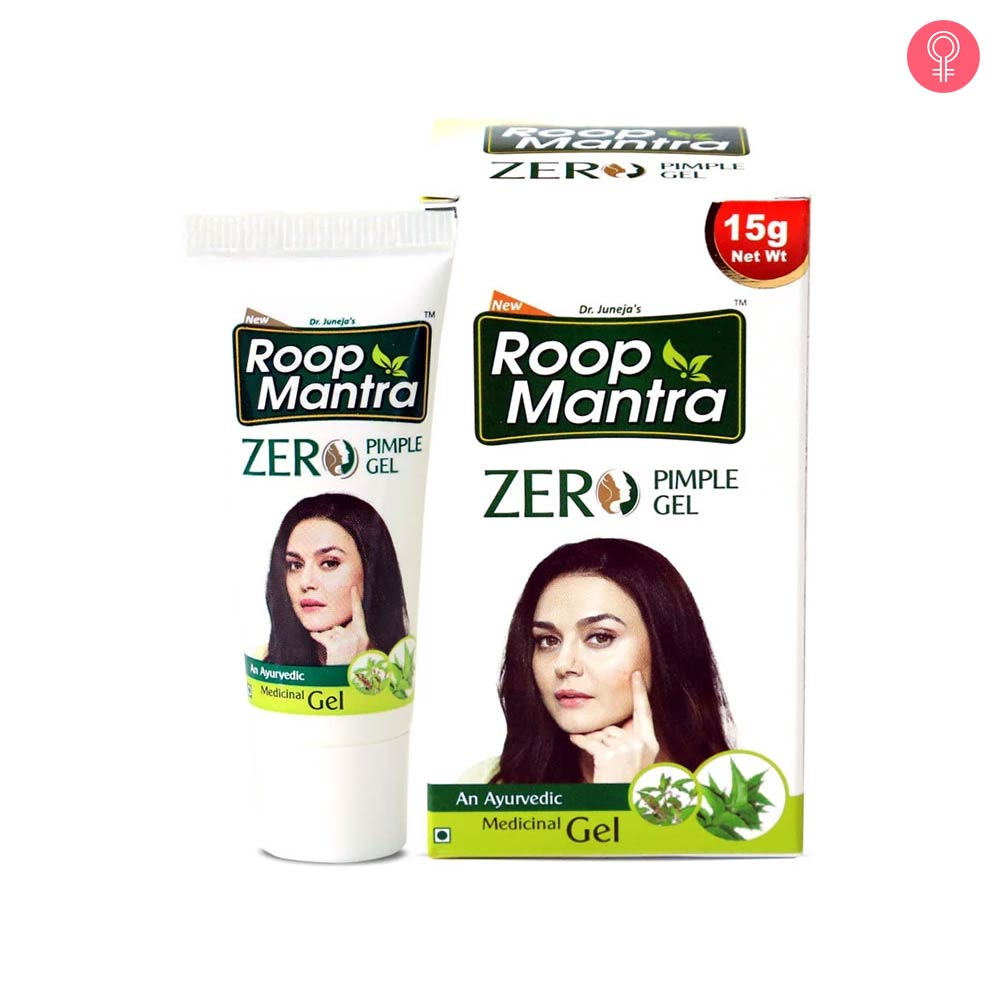 Roop Mantra Zero Pimple Gel