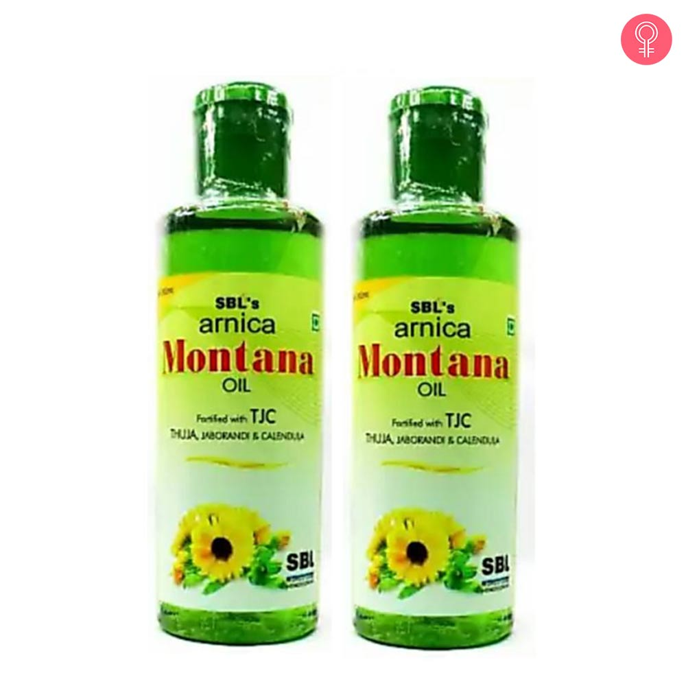 SBL Arnica Montana Hair Oil