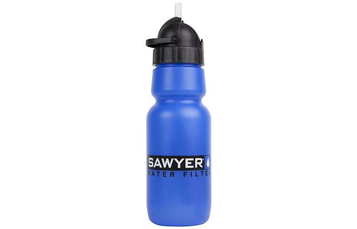 Sawyer Filtered Water Bottle