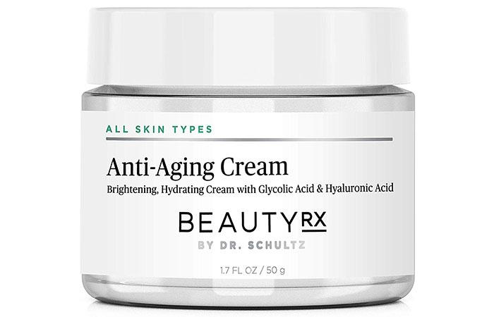 Schultz Beauty Rx Anti-Aging Face Cream