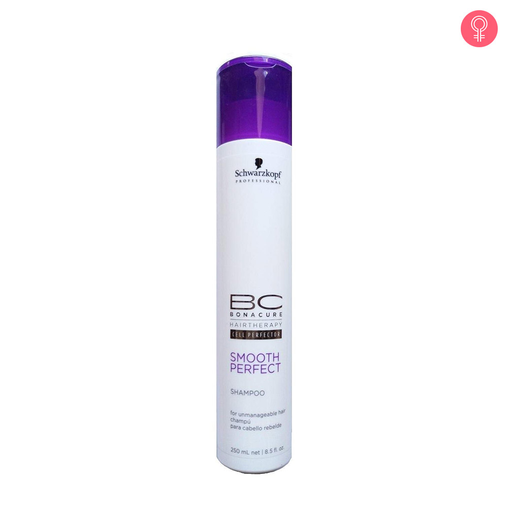 Schwarzkopf BC Bonacure Smooth Perfect Shampoo