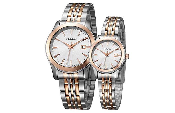 Sinobi Couples Watches