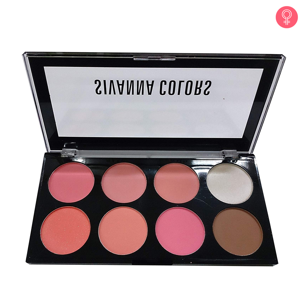 Sivanna Ultra Blush Palette