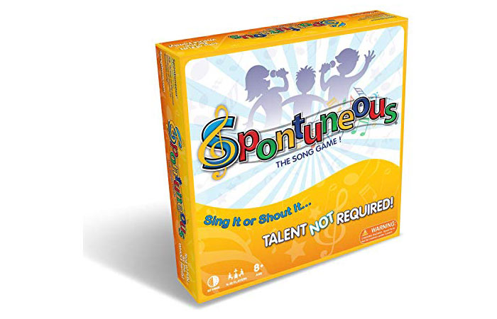 Spontuneous – The Song Game