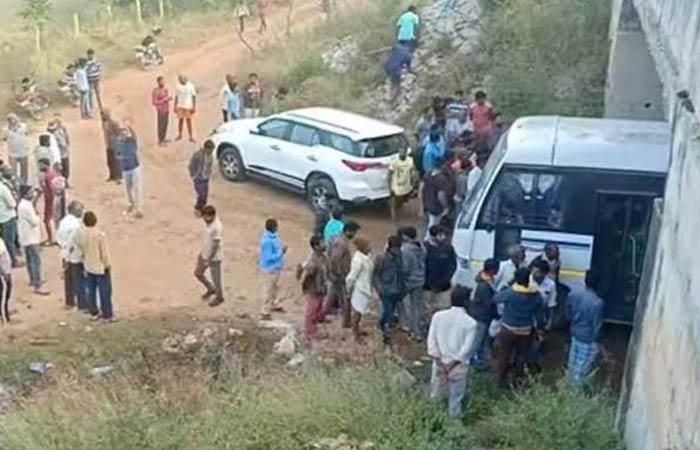 Telangana Police Kills All Four Accused In Hyderabad Rape Case 1