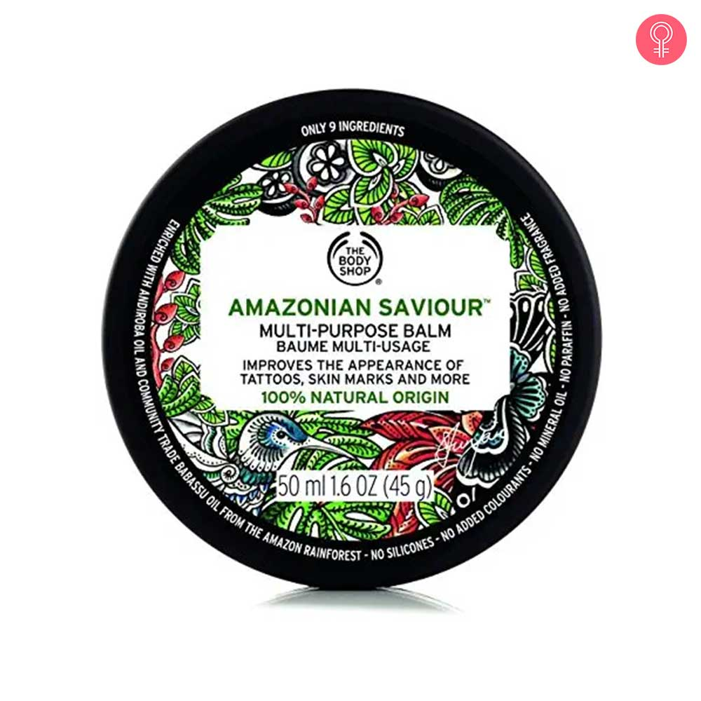 The Body Shop Amazonian Saviour Multi Purpose Balm