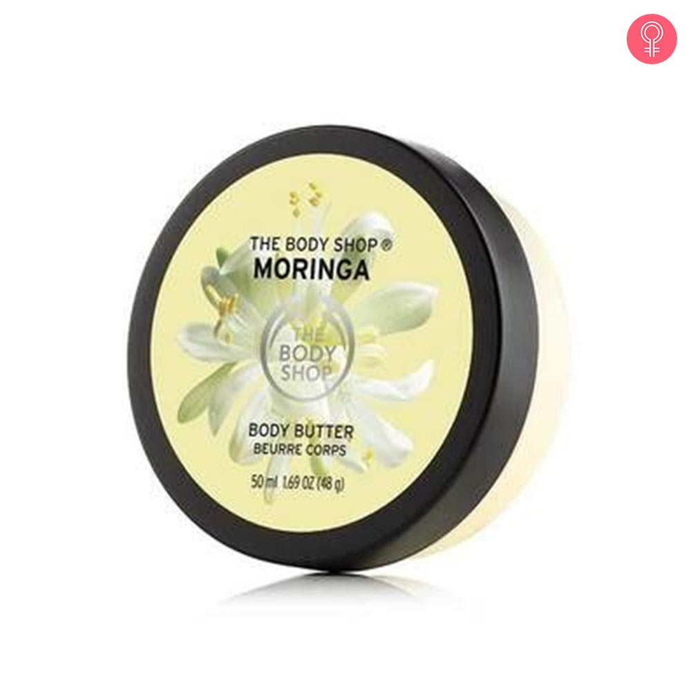 The Body Shop Moringa Body Butter
