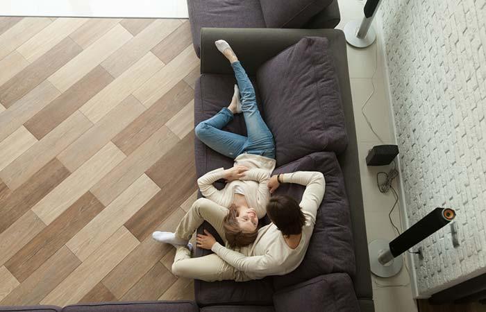 The Lap Pillow