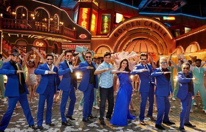 "The ""Paisa Yeh Paisa"" Song From Total Dhamaal"