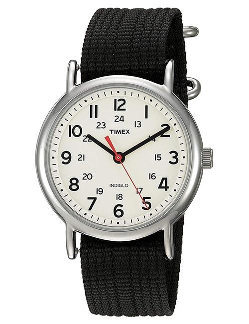 Timex Unisex Weekender 38 mm Watch