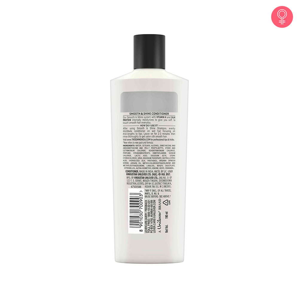 Tresemme Smooth and Shine Conditioner