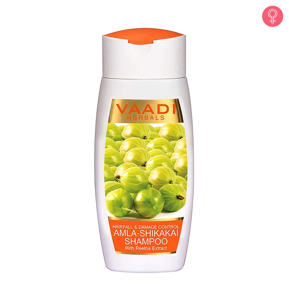 Vaadi Herbals Amla Shikakai Shampoo
