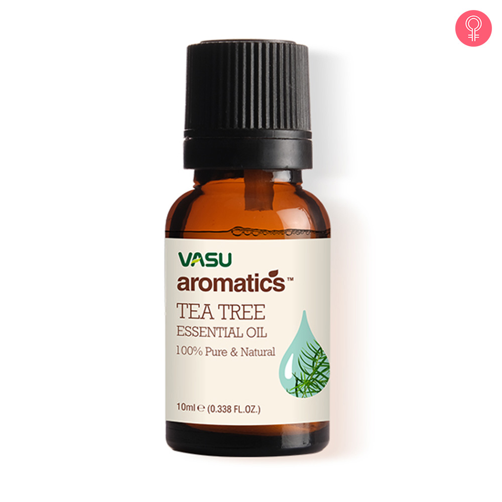 Vasu Aromatics Tea Tree Essential Oil