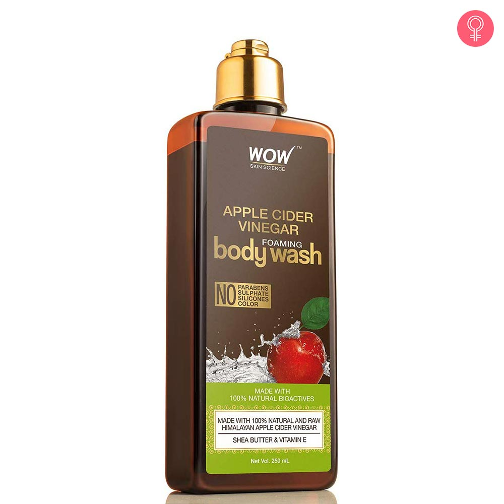 WOW APPLE CIDER VINEGAR BODY WASH