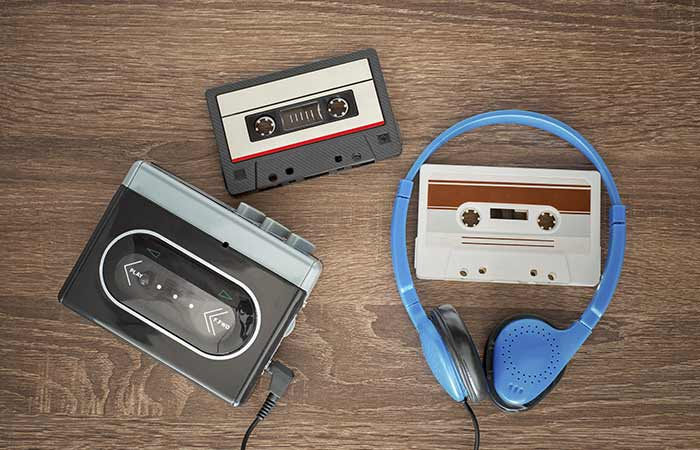 Walkman Was Every Music Lover's Best Friend