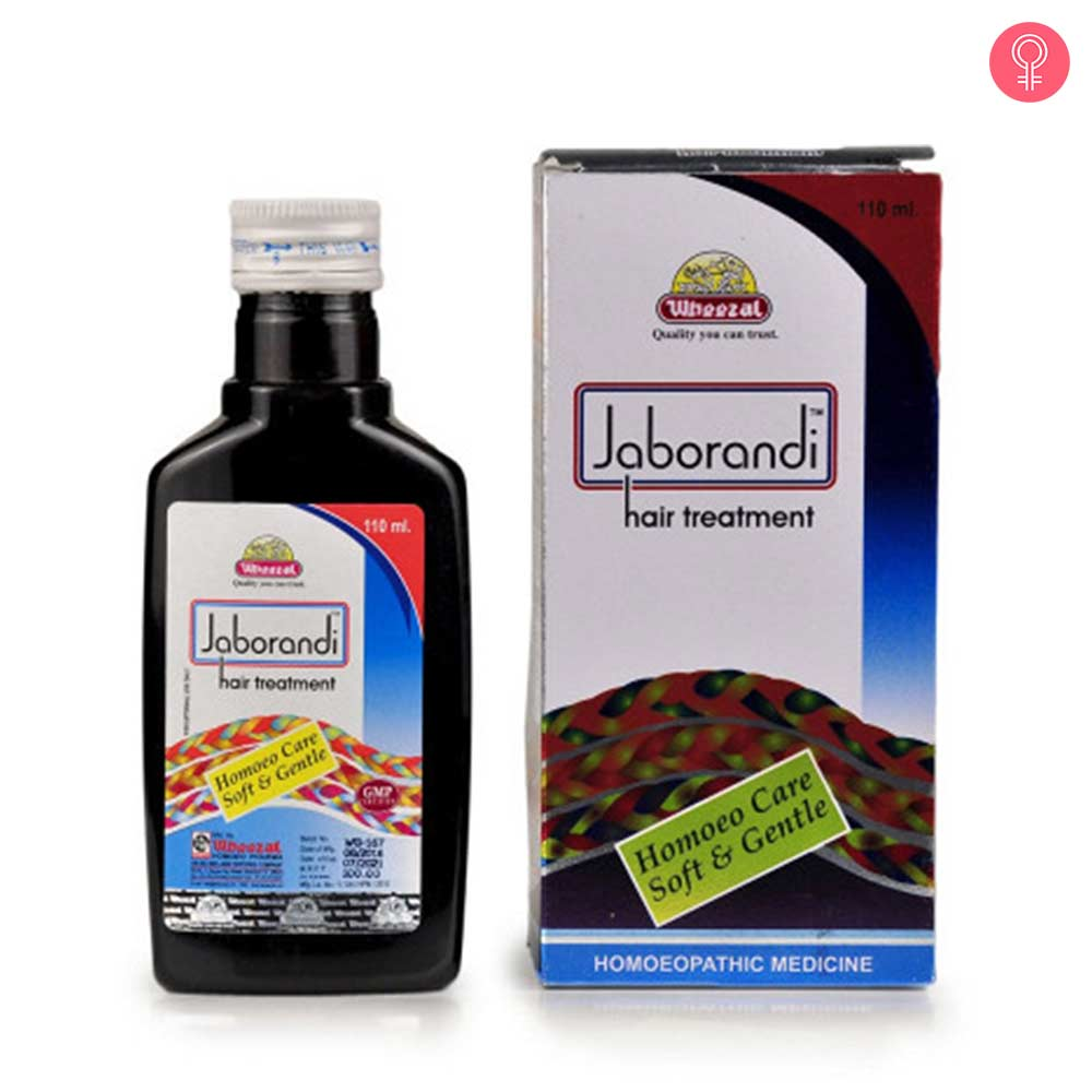 Wheezal Jaborandi Hair Oil Treatment