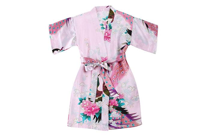 Wonderfit Kimono Robe