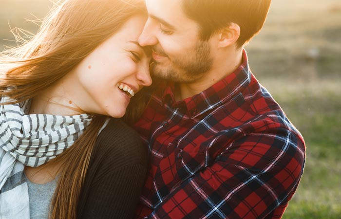You Begin To Willingly Do Things That Make Your Partner Happier