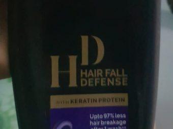 TRESemme Hair Fall Defense Shampoo -Good product-By avyuktha