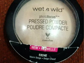Wet N Wild Photo Focus Pressed Powder -Amazing quality-By marlyn.mansion