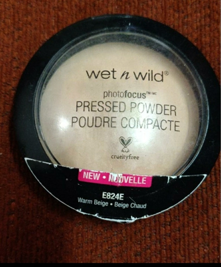 Wet N Wild Photo Focus Pressed Powder-Amazing quality-By marlyn.mansion