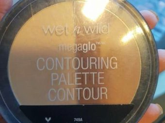 Wet n Wild MegaGlo Contouring Palette -Amazing quality-By marlyn.mansion