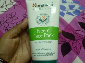 Himalaya Herbals Purifying Neem Pack -Amazing quality-By marlyn.mansion