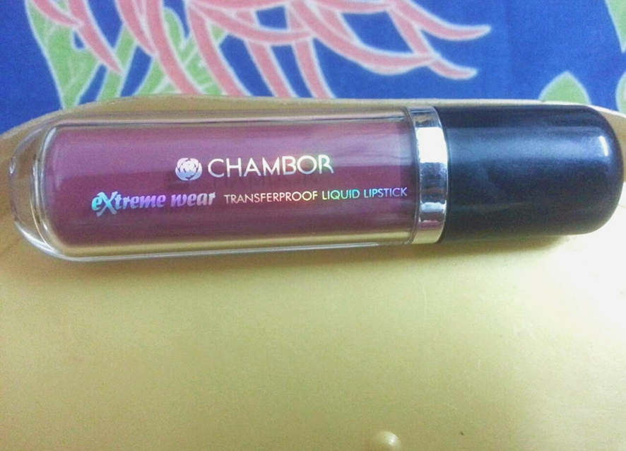 Chambor Extreme Wear Transferproof Liquid Lipstick-Best Lipstick-By marlyn.mansion
