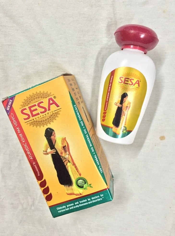 SESA Hair Oil -Amazing results-By marlyn.mansion