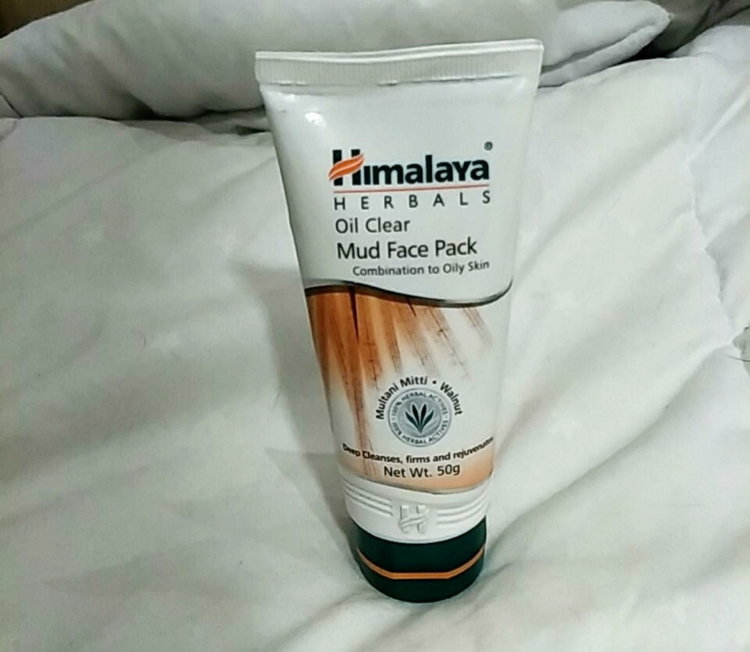 Himalaya Herbals Oil Clear Mud Face Pack-Amazing quality-By marlyn.mansion