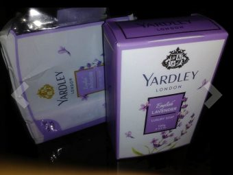 Yardley London English Lavender Luxury Soap -Amazing results-By marlyn.mansion