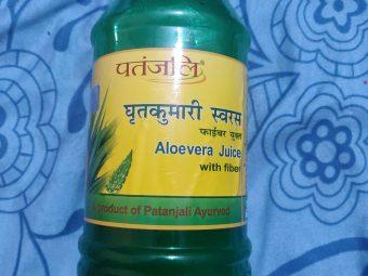Patanjali Aloe Vera Juice -Amazing quality-By marlyn.mansion