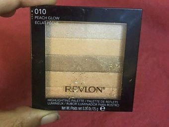 Revlon Highlighting Palette -Amazing quality-By marlyn.mansion