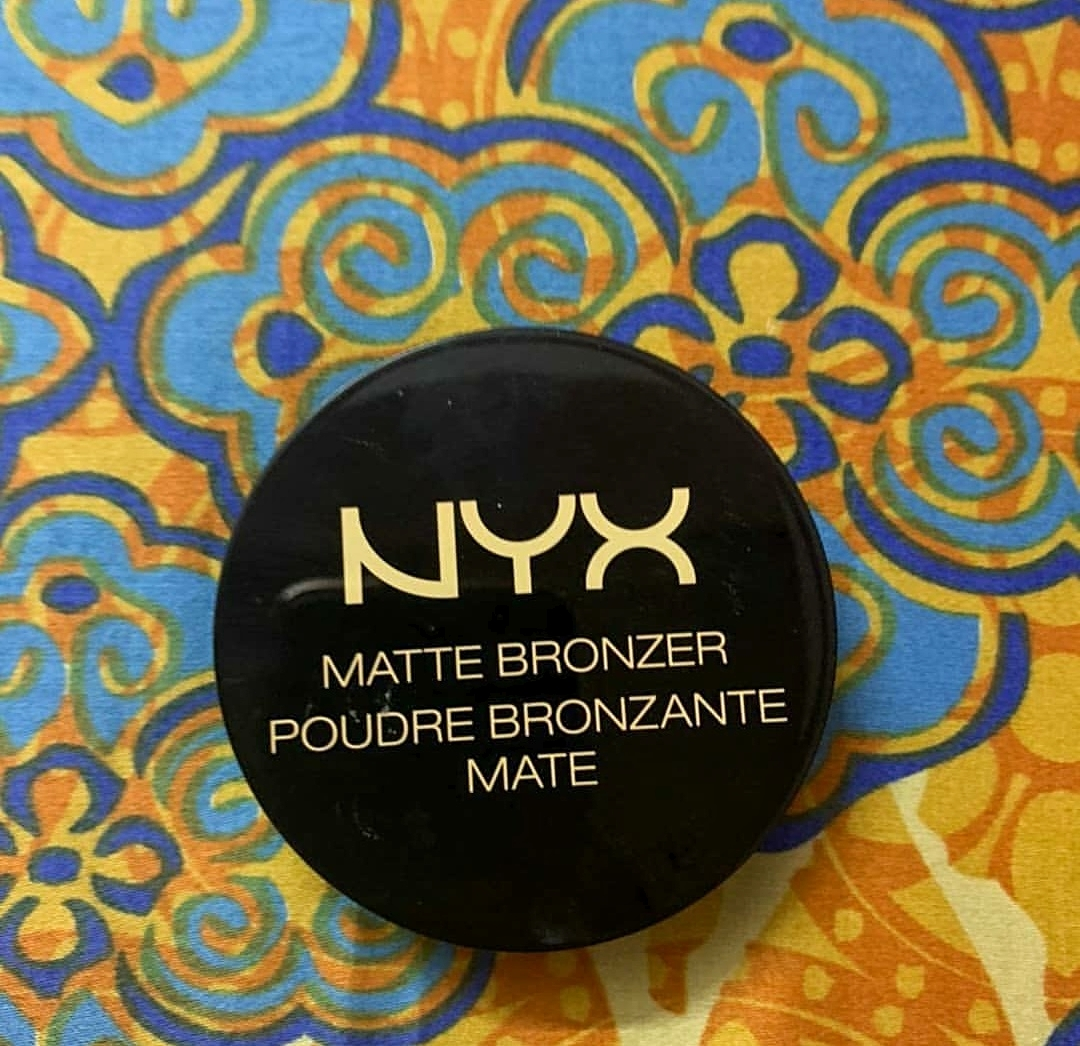 NYX Matte Bronzer -Amazing quality-By marlyn.mansion