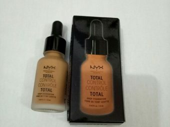 NYX Professional Makeup Total Control Drop Foundation -Amazing quality-By marlyn.mansion