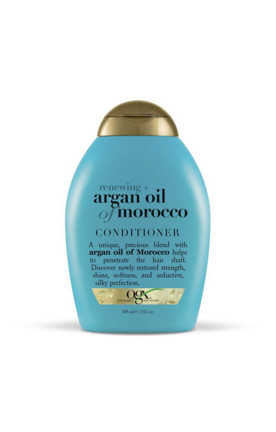 OGX Renewing + Argan Oil of Morocco Conditioner Review -Amazing results-By dimps7
