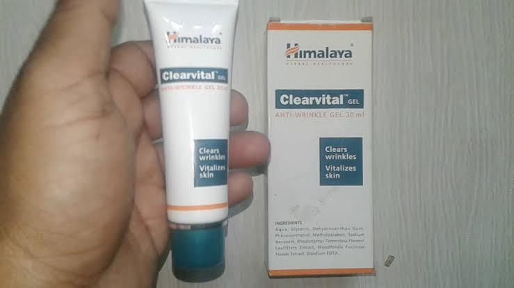 Himalaya Clearvital Cream -himalaya wrinkle free-By umadevi