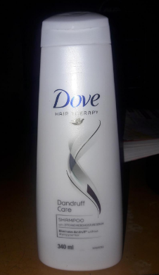 Dove Dandruff Care Shampoo-Best anti dandruff shampoo-By umadevi