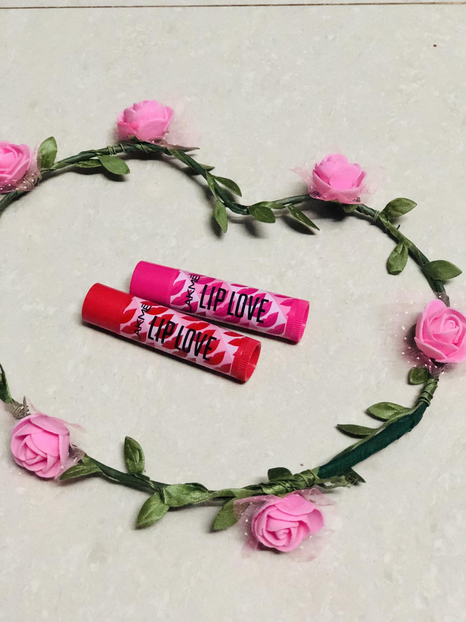 Lakme Lip Love Chapstick-In love with lakme lip love Chapstick-By divyakiran