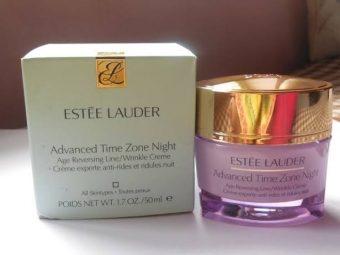 Estee Lauder Advanced Time Zone Age Reversing Line Wrinkle Creme -best wrinkle cream-By umadevi