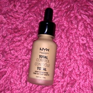 NYX Professional Makeup Total Control Drop Foundation -BEST FULL COVERAGE FOUNDATION!!-By aishwaryaaaa