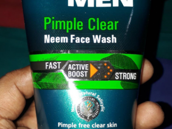 Himalaya Men Pimple Clear Neem Face Wash -BEst for men face wash-By umadevi