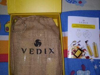 Vedix – Customized Hair Growth Solution -Suitable for your hair type-By pooja_mishra