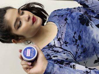 Derma Essentia Moisturizing Foot Cream with Silver Protection -Nice product-By srishti10